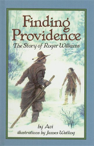 9780780772519: Finding Providence: The Story of Roger Williams (I Can Read Chapter Books (Pb))