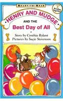 9780780774469: Henry and Mudge and the Best Day of All: Ready to Read Level 2 (Henry & Mudge Books (Simon & Schuster))