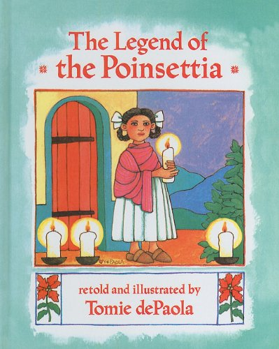 9780780774636: The Legend of the Poinsettia