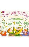 9780780774896: Pigs Will Be Pigs: Fun with Math and Money (Fun with Math & Money)