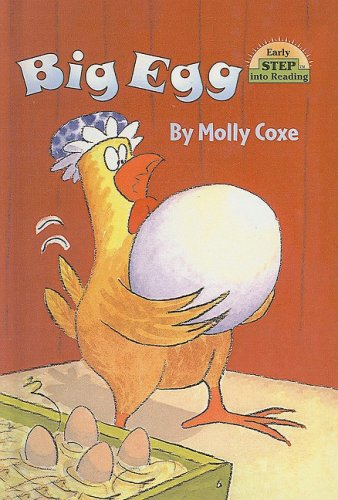 9780780775213: Big Egg (Step Into Reading: A Step 1 Book)