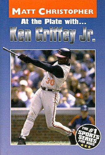 9780780775725: At the Plate With...Ken Griffey Jr. (Matt Christopher Sports Bio Bookshelf (Prebound))
