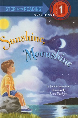 9780780775909: Sunshine, Moonshine (Step Into Reading: A Step 1 Book)
