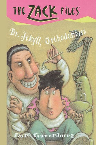 9780780776258: Dr. Jekyll, Orthodontist (Zack Files (Prebound))