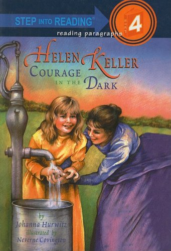 9780780776371: Helen Keller: Courage in the Dark (Step Into Reading: A Step 4 Book)