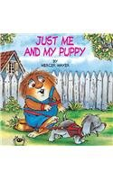 9780780776500: Just Me and My Puppy (Golden Look-Look Books (Pb))