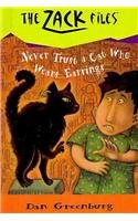 9780780776593: Never Trust a Cat Who Wears (Zack Files (Hardcover))