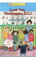 9780780776852: Look Out, Washington D.C. (Polk Street Special (Pb))