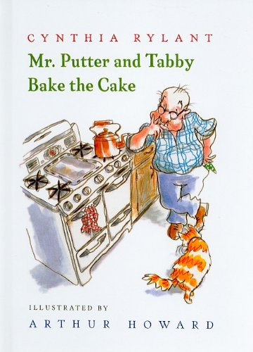 9780780778078: Mr. Putter & Tabby Bake the Cake