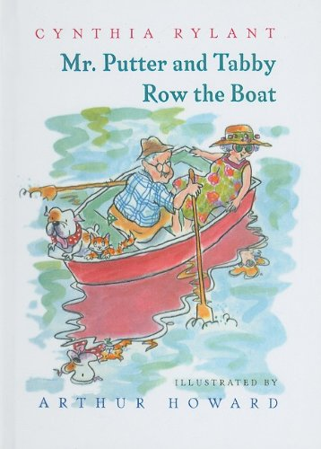 9780780778108: Mr. Putter & Tabby Row the Boat