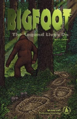 9780780778306: Bigfoot: The Legend Lives on (Cover-To-Cover Informational Books: Thrills & Adv)