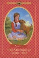 9780780778641: The Adventures of Laura & Jack (Little House Chapter Books: Laura (Prebound))