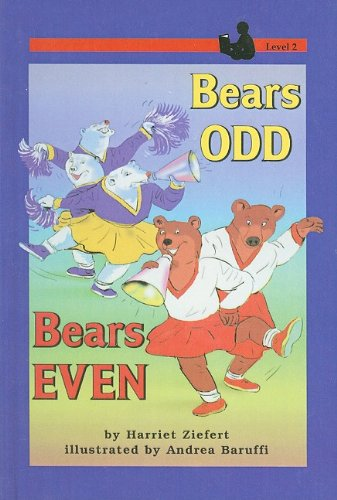 9780780778801: Bears Odd, Bears Even (Puffin Math Easy-To-Read Level 2)