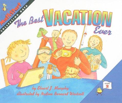 9780780778818: The Best Vacation Ever (Mathstart: Level 2 (Prebound))