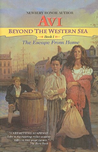 9780780778832: The Escape from Home (Beyond the Western Sea (Pb))