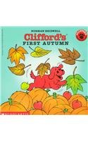 9780780778931: Clifford's First Autumn (Clifford the Big Red Dog)