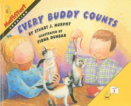 9780780779105: Every Buddy Counts (Mathstart: Level 1 (Prebound))