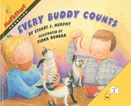9780780779105: Every Buddy Counts (Mathstart: Level 1 (Prebound))