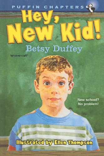 9780780779204: Hey, New Kid! (Puffin Chapters)