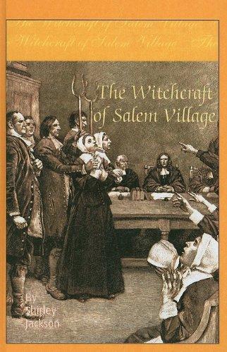 9780780780019: The Witchcraft of Salem Village (Landmark Books (Pb))