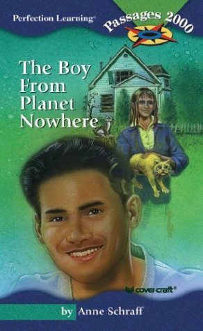 9780780780040: The Boy from Planet Nowhere (Passages Hi: Lo Novels: Contemporary)