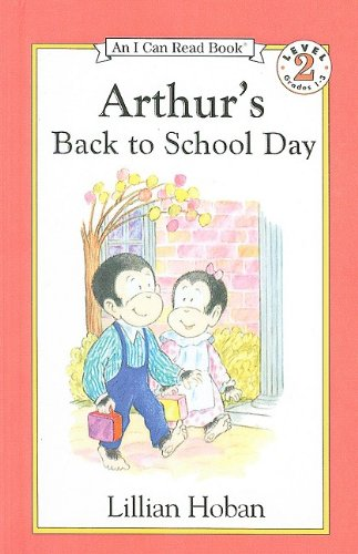 9780780780354: Arthur's Back to School Day (I Can Read Books: Level 2)
