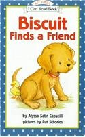 9780780780415: Biscuit Finds a Friend (My First I Can Read Biscuit Level Pre 1)