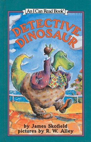 9780780780620: Detective Dinosaur (I Can Read Books: Level 2 (Pb))