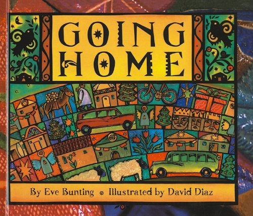 9780780780781: Going Home (Trophy Picture Books (Pb))