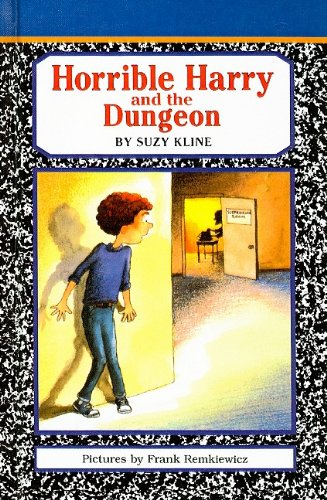 9780780780941: Horrible Harry and the Dungeon