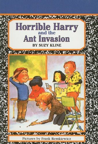 9780780780958: Horrible Harry and the Ant Invasion