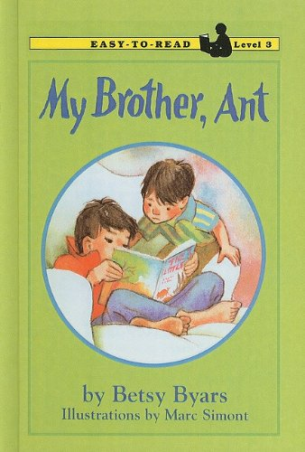 9780780781153: My Brother, Ant (Puffin Easy-To-Read: Level 3)