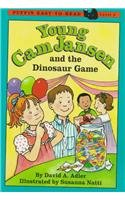 9780780781689: Young CAM Jansen and the Dinosaur Game (Easy-To-Read Young CAM Jansen - Level 2)