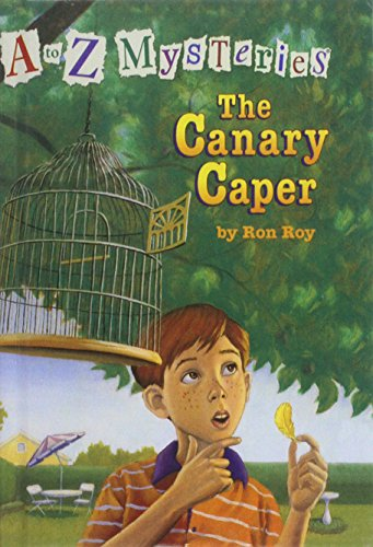 9780780782808: The Canary Caper (A to Z Mysteries)