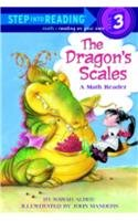 9780780782938: The Dragon's Scales (Step Into Reading + Math: A Step 3 Book (Pb))