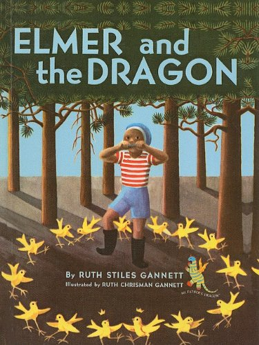 9780780782952: Elmer and the Dragon (My Father's Dragon Trilogy (Pb))
