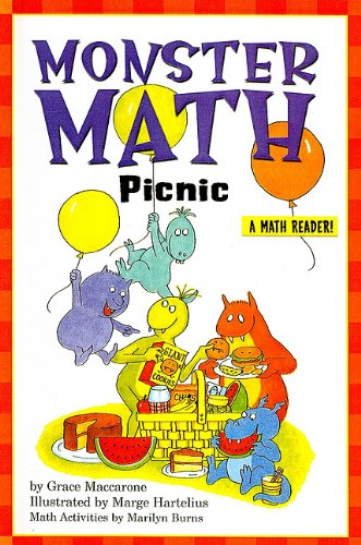 9780780783218: Monster Math Picnic (Scholastic Reader: Level 1)