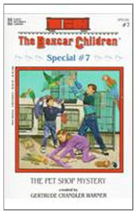 9780780784178: The Pet Shop Mystery (Boxcar Children Special)