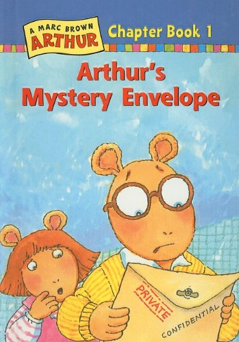 9780780784512: Arthur's Mystery Envelope (Marc Brown Arthur Chapter Books (Pb))