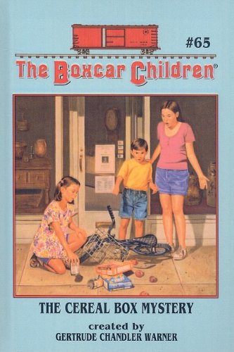 9780780784857: The Cereal Box Mystery (Boxcar Children)