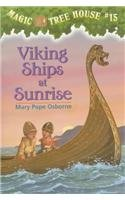 9780780787162: Viking Ships at Sunrise (Magic Tree House)
