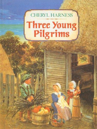 9780780789357: Three Young Pilgrims