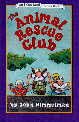 9780780790759: The Animal Rescue Club (I Can Read Chapter Books (Pb))