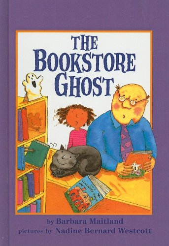 9780780791015: The Bookstore Ghost (Puffin Easy-To-Read: Level 2)