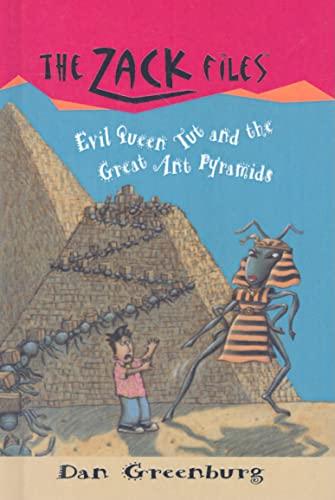 9780780791244: Evil Queen Tut and the Great Ant Pyramids (Zack Files (Prebound))