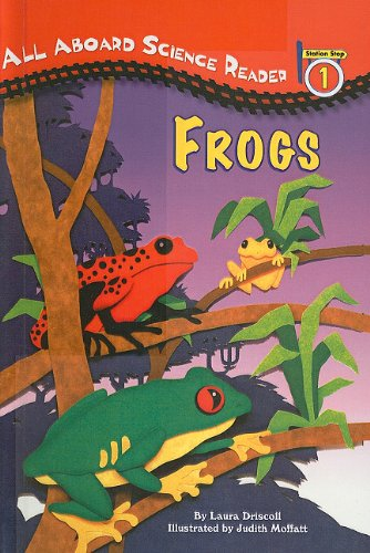9780780791350: Frogs (All Aboard Reading (Pb))