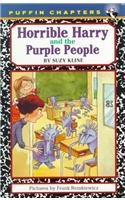 9780780791497: Horrible Harry and the Purple People