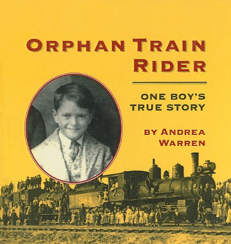 9780780792005: Orphan Train Rider: One Boy's True Story