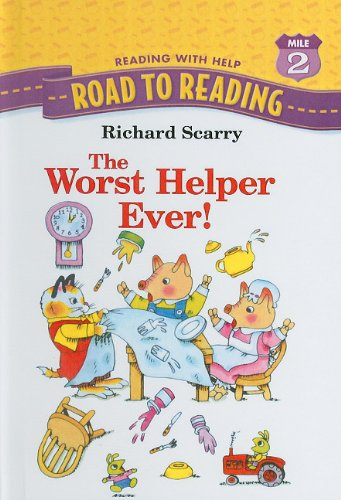 9780780792623: The Worst Helper Ever! (Step Into Reading: A Step 2 Book)