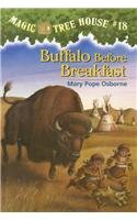 9780780792883: Buffalo Before Breakfast (Magic Tree House)